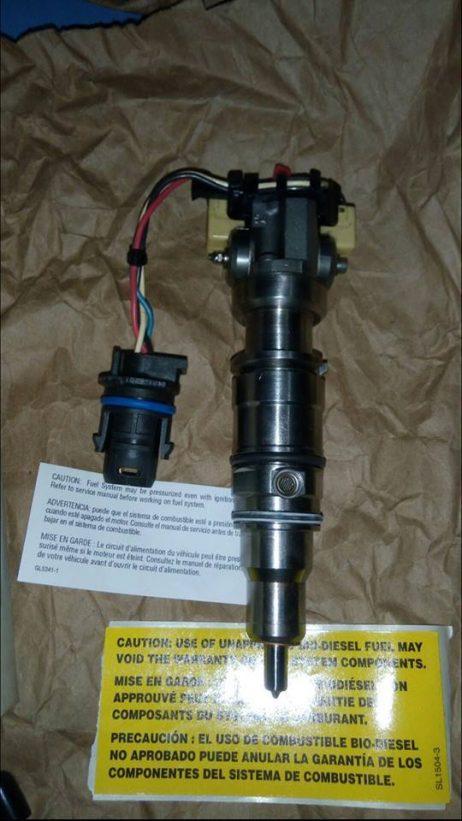 GP Sorensen Fuel Injector 800-1964