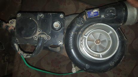 RE535693 John Deere Turbo Charger