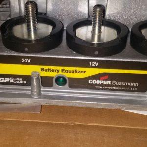 3704134C91 Cooper Bussman Battery Equalizer Converter 12V-24V