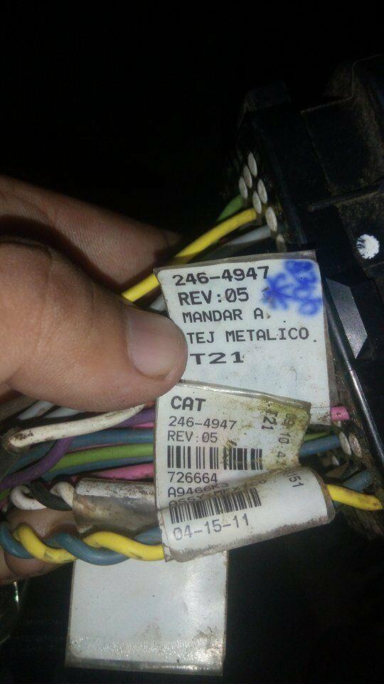 246-4947 Caterpillar Wire Harness | Truckomotive.com | Caterpillar 246 Wiring Harness |  | Truckomotive.com