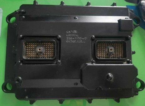 256-1159 CAT 70 Pin Ecm