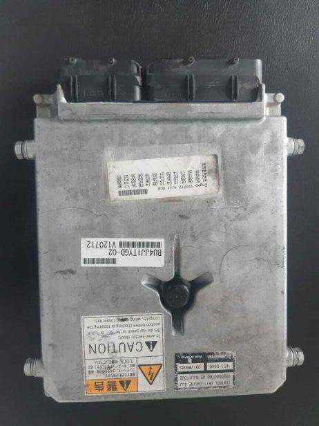 8980980760 ISUZU Engine Controller 4JJ1