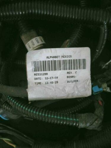 RE531299 John Deere 6068 HF485 Wiring Harness